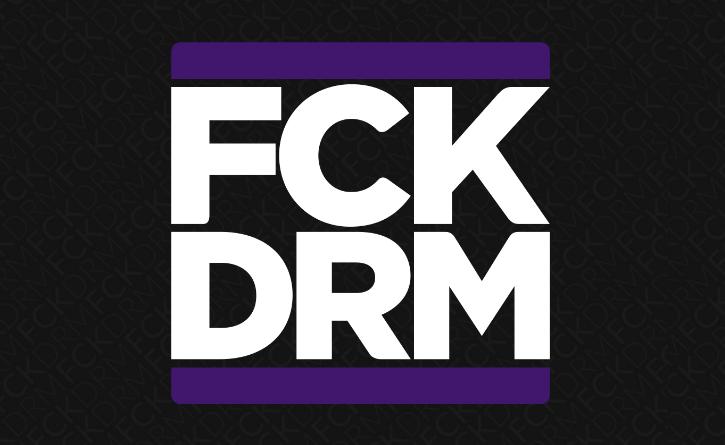 fck-drm